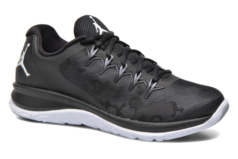 huge discount 77b48 10d6d ... france chaussures de sport jordan jordan flight runner 2 noir vue  détail paire f9f2e 59e3c
