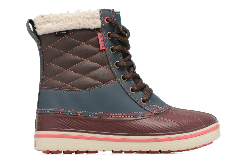 Bottines et boots Crocs AllCast Waterproof Duck Boot W Multicolore vue derrière