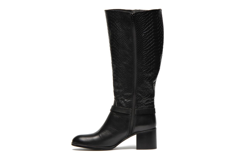 Boots & wellies Jilsen Madison 52 Black front view