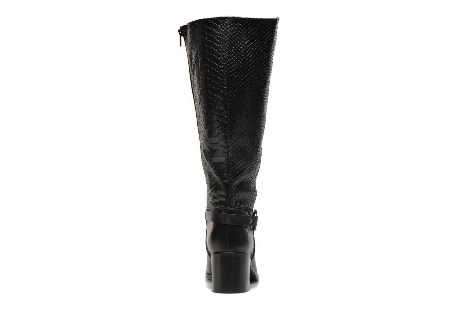 Boots & wellies Jilsen Madison 52 Black view from the right