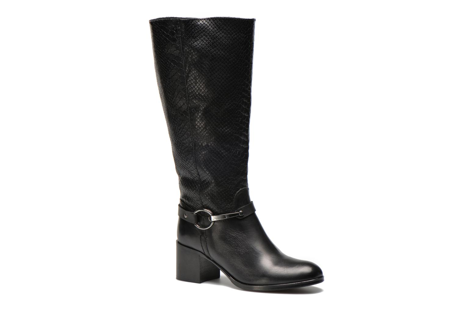 Boots & wellies Jilsen Madison 52 Black detailed view/ Pair view