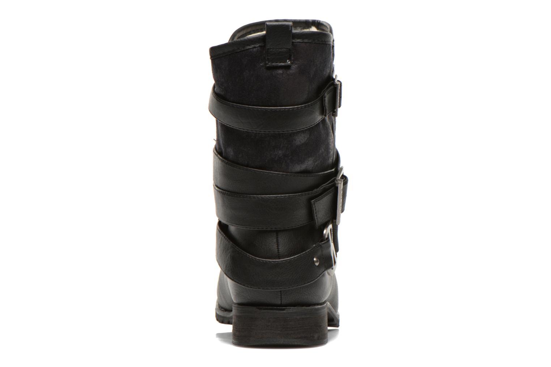 Bottines et boots Kaporal Ricky Noir vue droite
