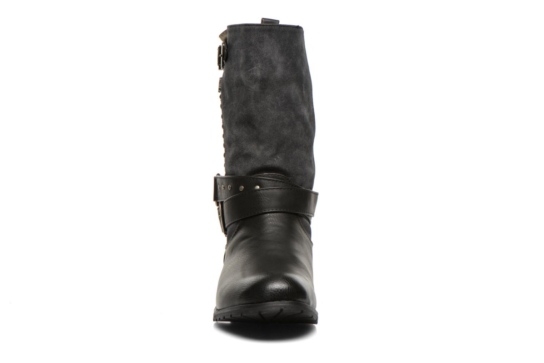 Bottines et boots Kaporal Risko Noir vue portées chaussures