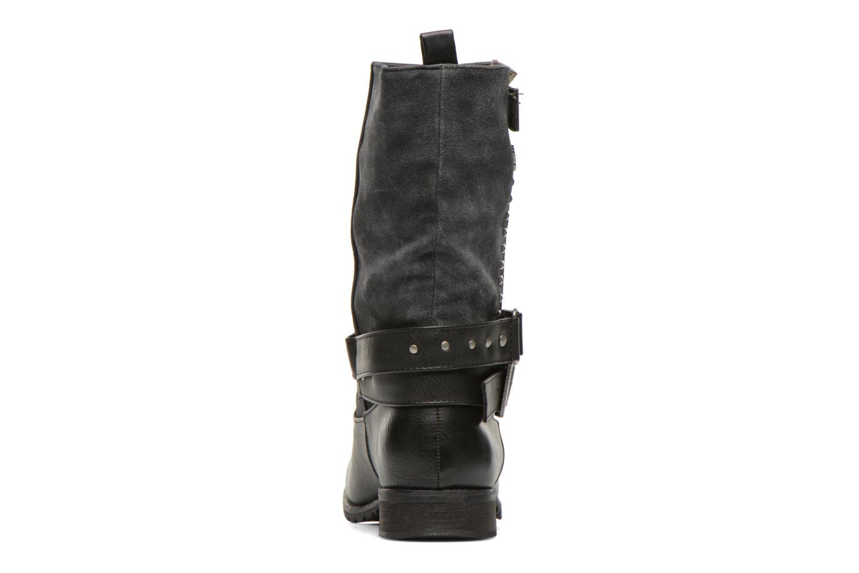 Bottines et boots Kaporal Risko Noir vue droite