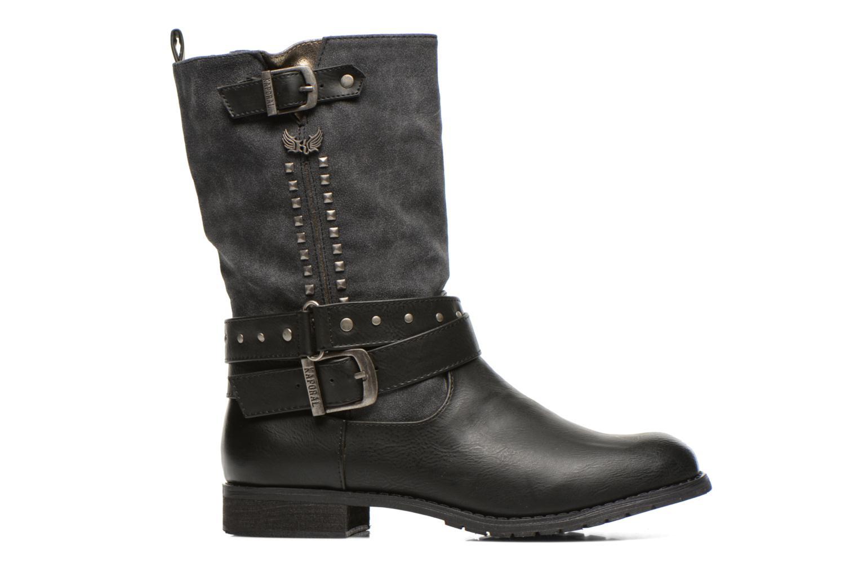 Bottines et boots Kaporal Risko Noir vue derrière