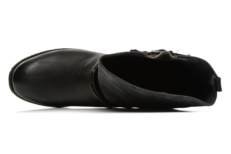 Bottines et boots Kaporal Risko Noir vue gauche