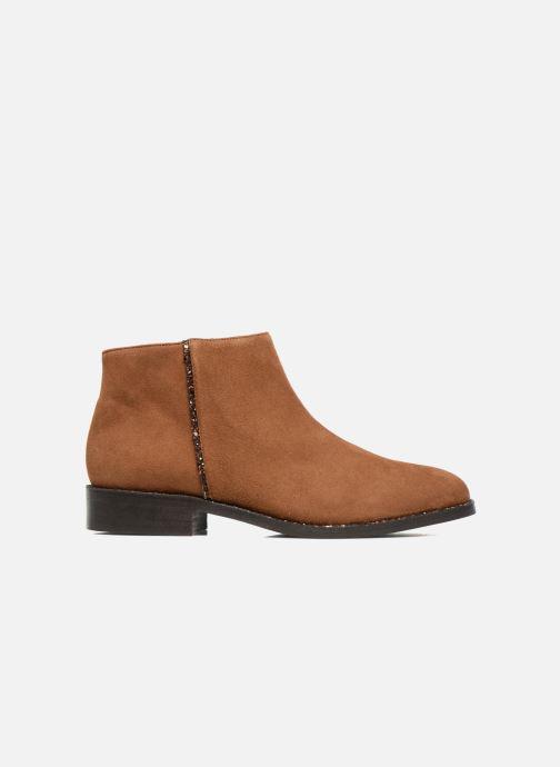 Boots en enkellaarsjes COSMOPARIS Vonella Bruin achterkant