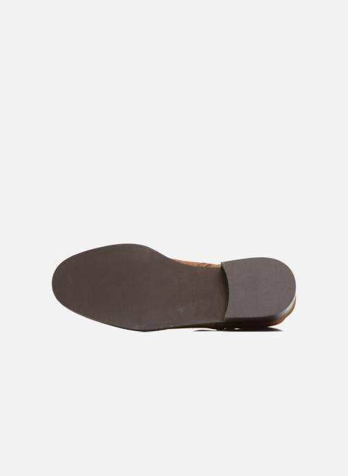 Boots en enkellaarsjes COSMOPARIS Vonella Bruin boven