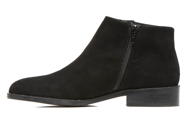 Bottines et boots COSMOPARIS Vonella Noir vue face