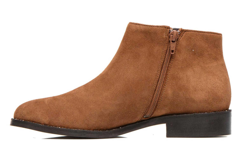 Bottines et boots COSMOPARIS Vonella Marron vue face