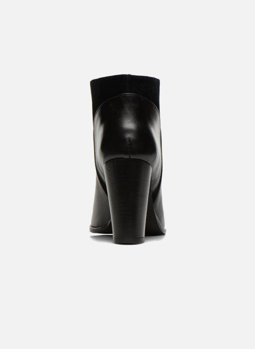 Botines  COSMOPARIS Valaya/bi Negro vista lateral derecha