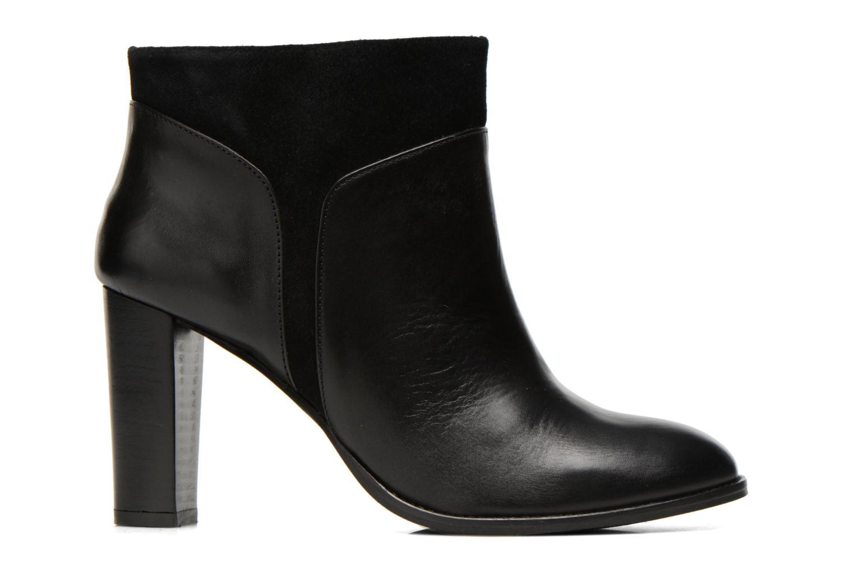 Bottines et boots COSMOPARIS Valaya/bi Noir vue derrière