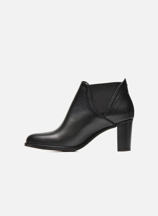 Bottines et boots COSMOPARIS Bamia Noir vue face