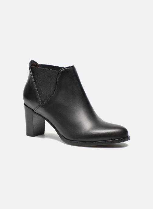 Bottines et boots COSMOPARIS Bamia Noir vue détail/paire