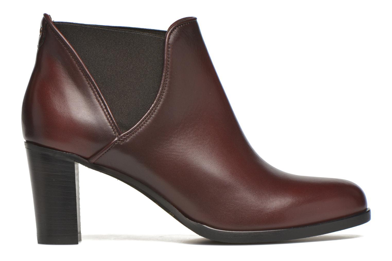 Bottines et boots COSMOPARIS Bamia Bordeaux vue derrière