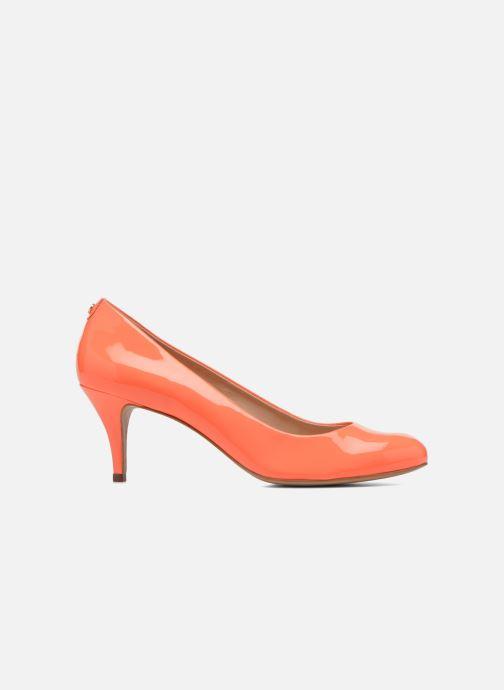Escarpins COSMOPARIS Jennie Ver Prune Orange vue derrière