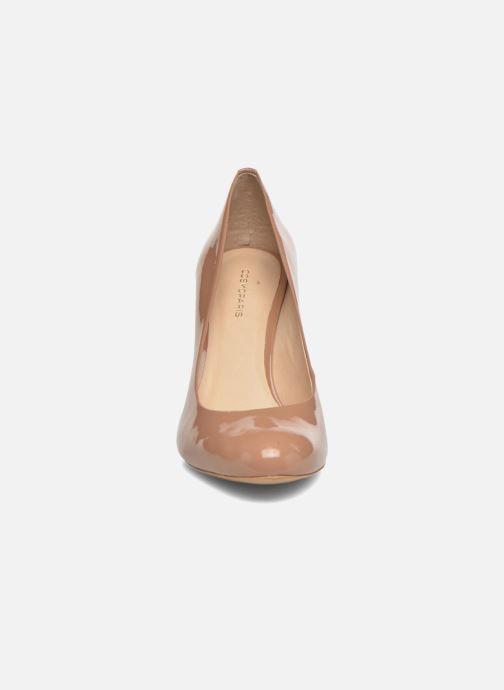 High heels COSMOPARIS Jelissaver Pink model view