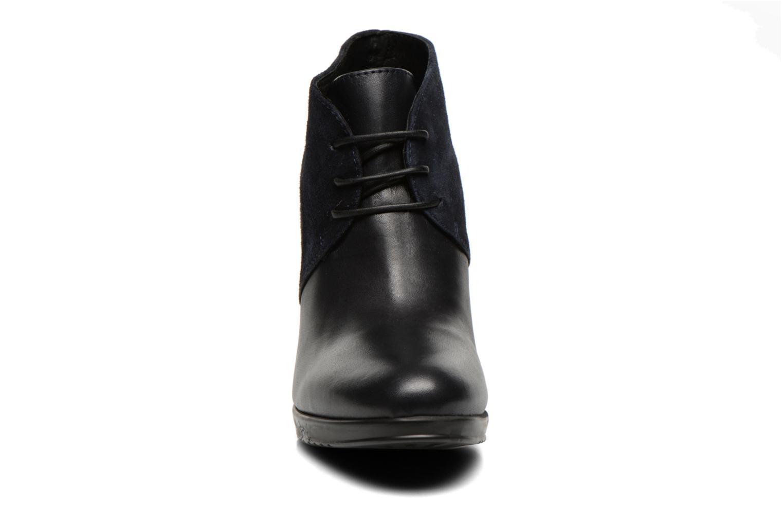 Chaussures à lacets COSMOPARIS Leffi/bi Bleu vue portées chaussures