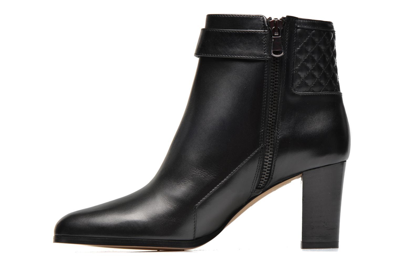 Bottines et boots COSMOPARIS Savea Noir vue face