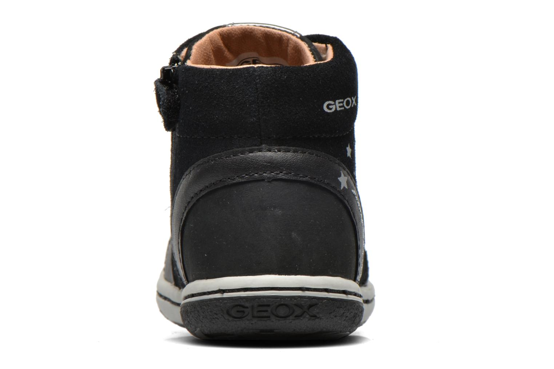 Baskets Geox B Flick G. K Noir vue droite