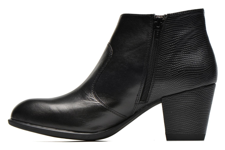 Bottines et boots Stonefly Macy 3 Noir vue face