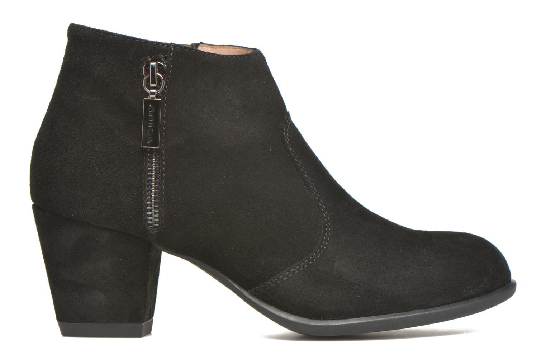 Bottines et boots Stonefly Macy 3 Noir vue derrière