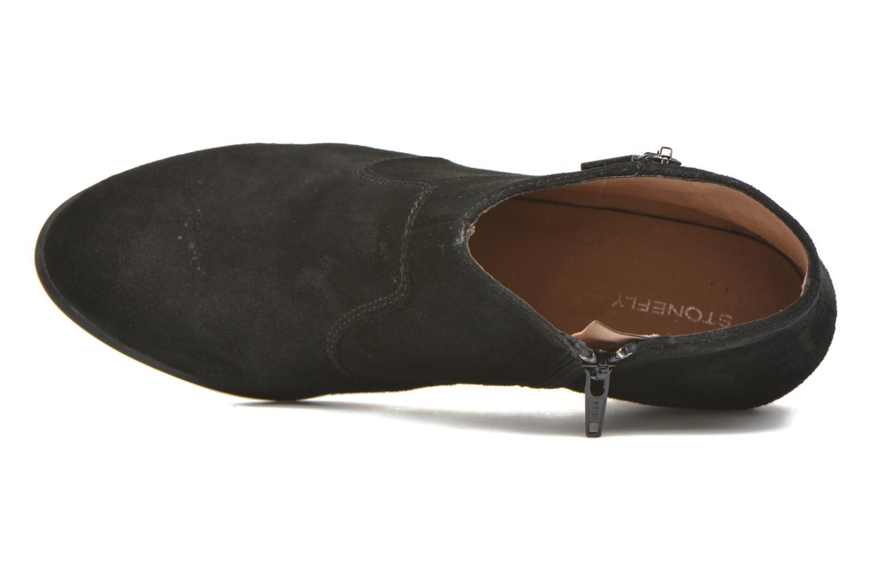 Bottines et boots Stonefly Macy 3 Noir vue gauche