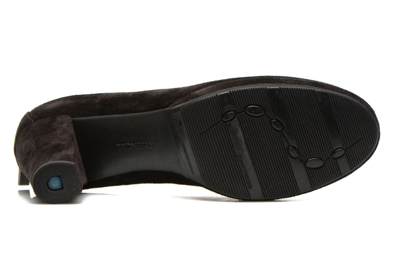 Bottines et boots Stonefly Greta 1 Noir vue haut