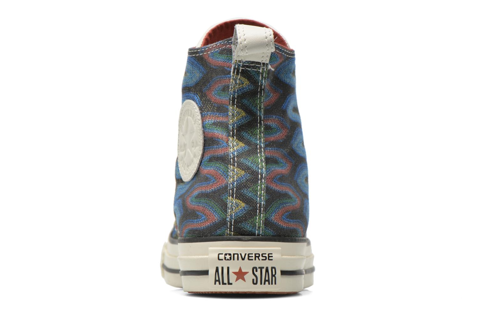 Sneakers Converse Chuck Taylor All Star Missoni Hi W Multicolor rechts