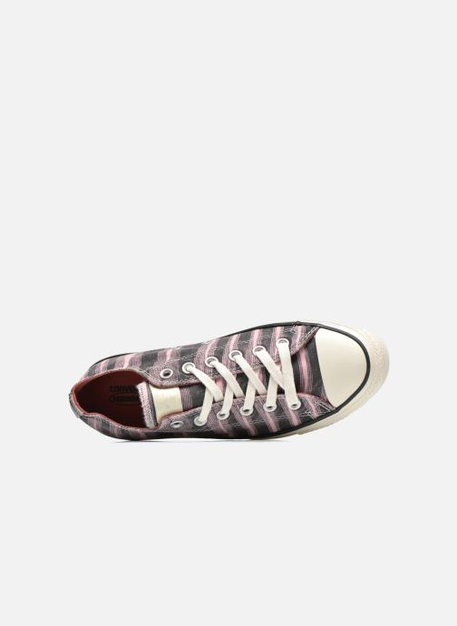 Sneakers Converse Chuck Taylor All Star Missoni Ox W Pink se fra venstre