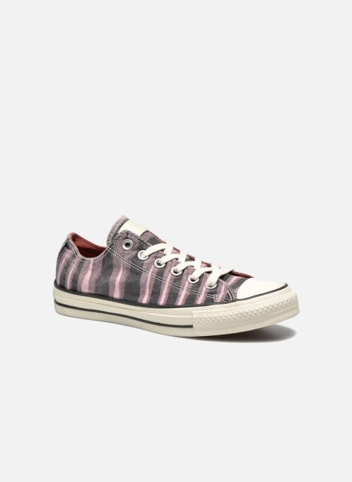 44d3869ab5c Baskets Converse Chuck Taylor All Star Missoni Ox W Rose vue détail paire