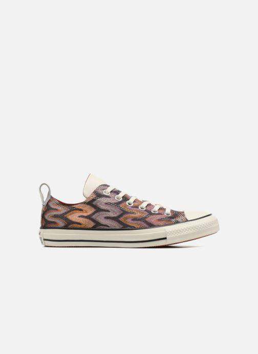 3965da3886b716 Trainers Converse Chuck Taylor All Star Missoni Ox W Multicolor back view