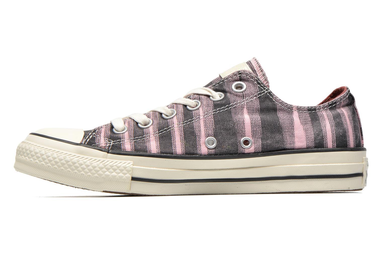 Sneaker Converse Chuck Taylor All Star Missoni Ox W rosa ansicht von vorne