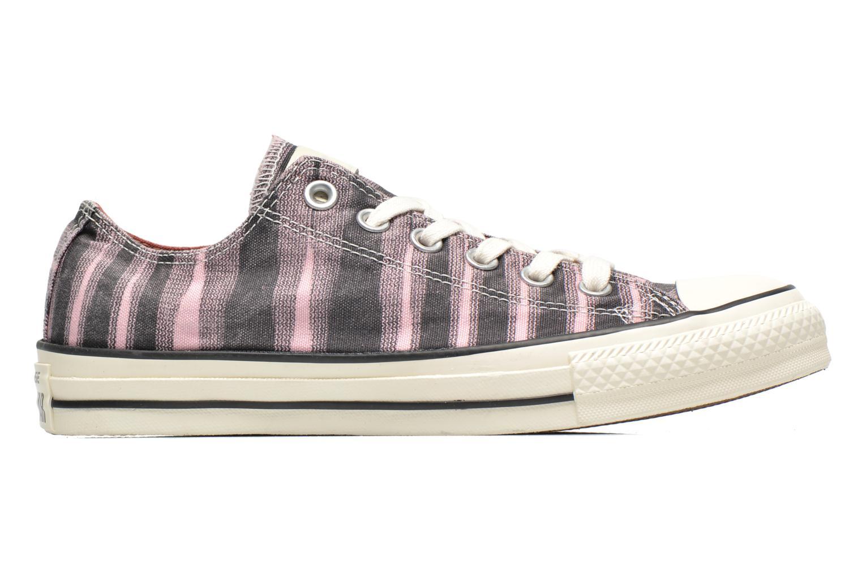Sneaker Converse Chuck Taylor All Star Missoni Ox W rosa ansicht von hinten