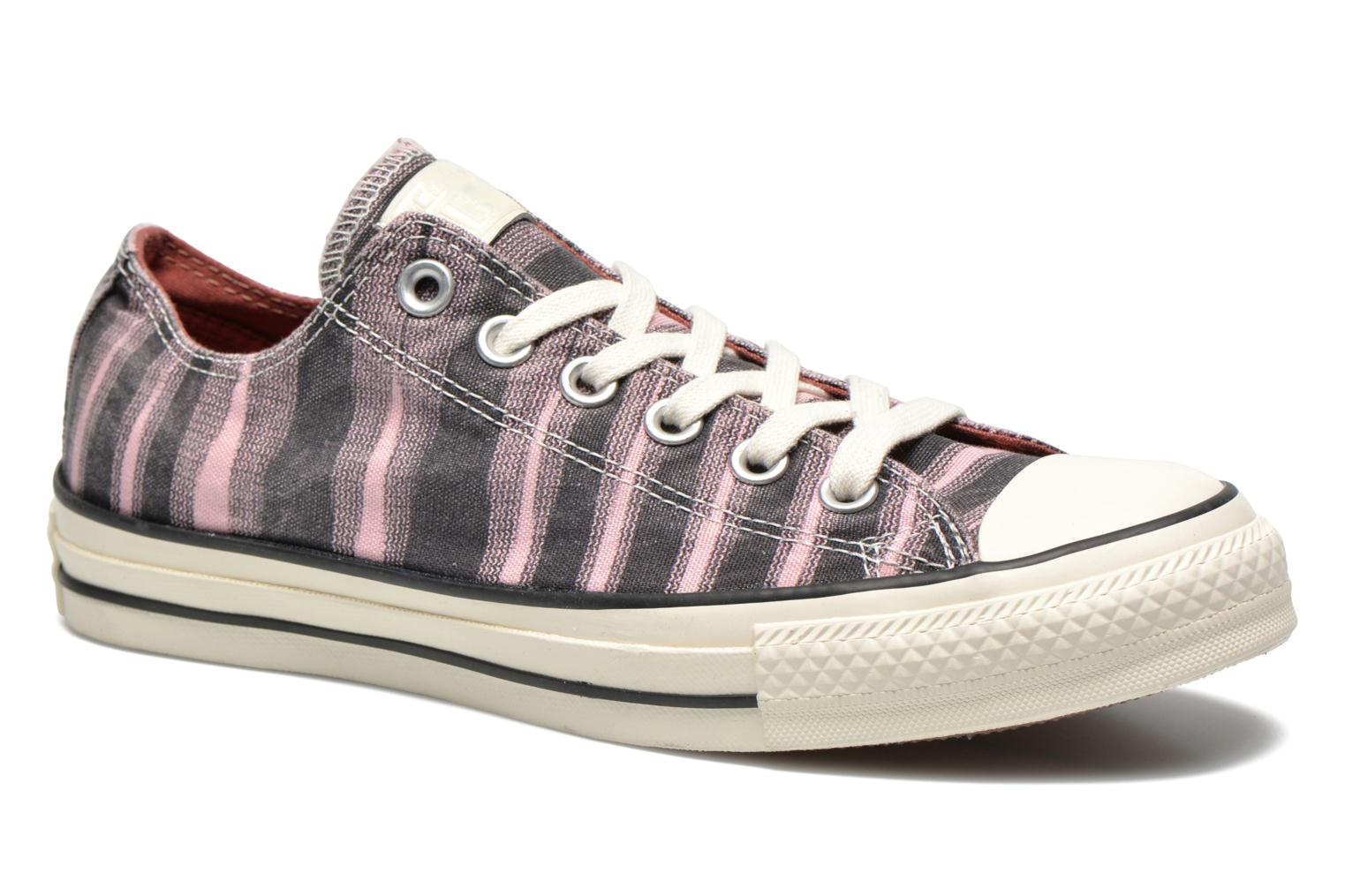 d2177971824 Converse Chuck Taylor All Star Missoni Ox W (Multicolore) - Baskets chez  Sarenza (257323)
