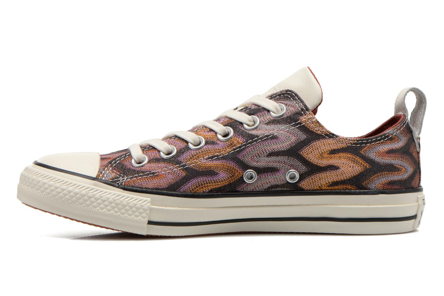 Sneakers Converse Chuck Taylor All Star Missoni Ox W Multicolor voorkant