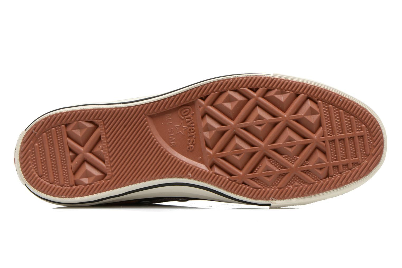 Sneaker Converse Chuck Taylor All Star Missoni Ox W mehrfarbig ansicht von oben