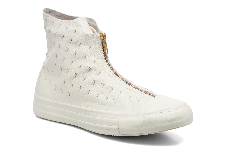Baskets Converse Chuck Taylor All Star Shroud Hi W Beige vue détail/paire