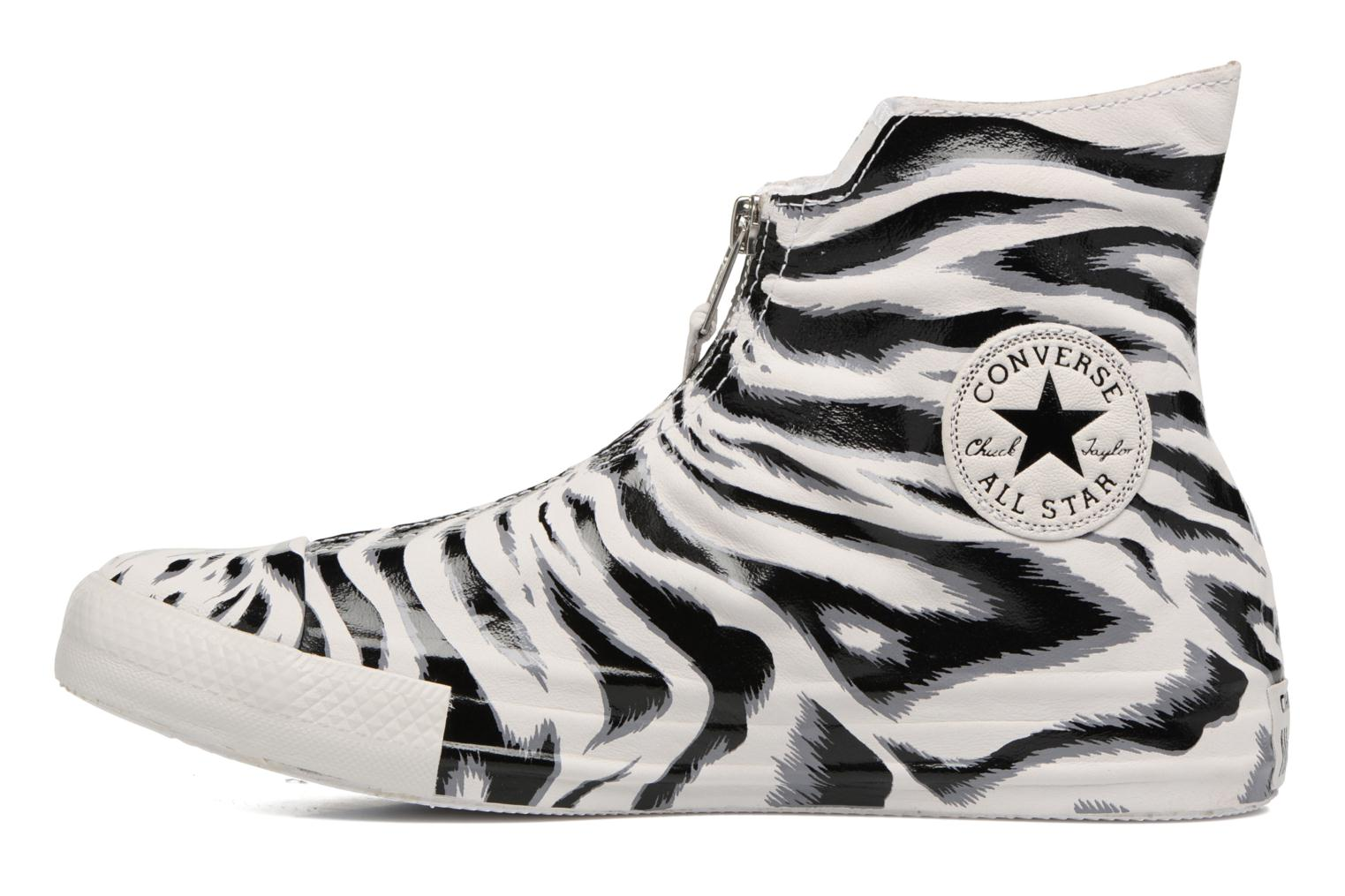 Trainers Converse Chuck Taylor All Star Shroud Hi W White front view