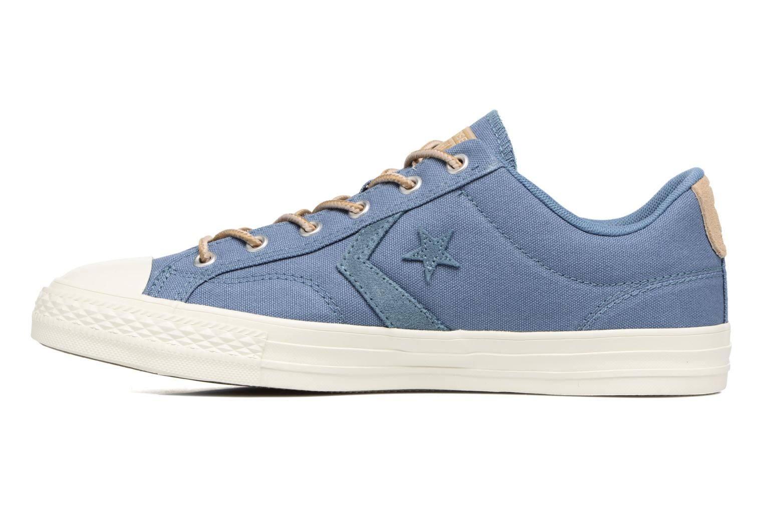 Trainers Converse Star Player Workwear Ox M Blue front view