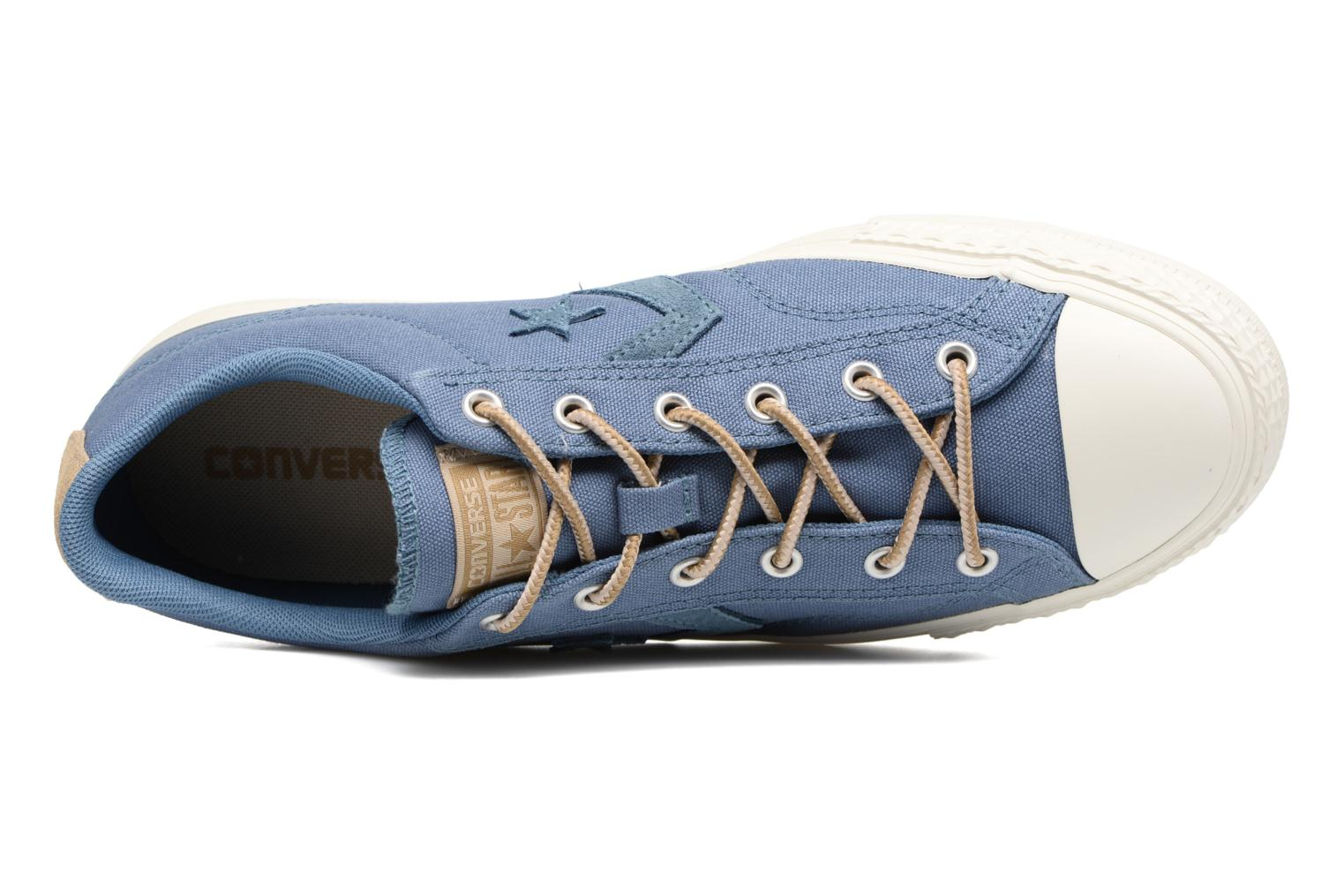 Trainers Converse Star Player Workwear Ox M Blue view from the left