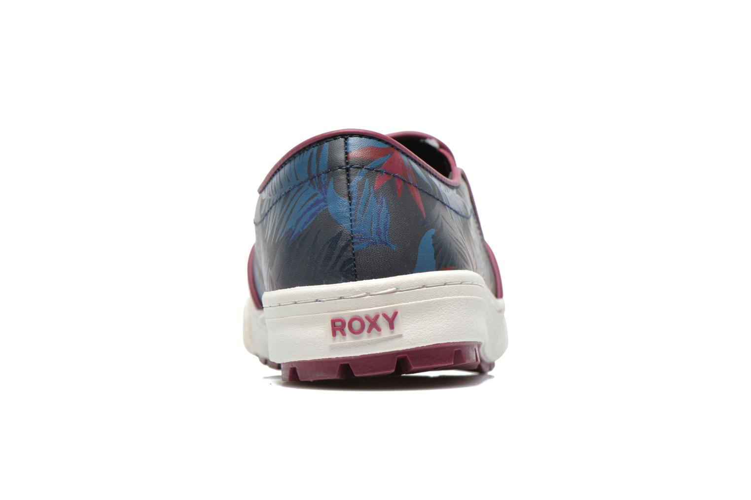 Trainers Roxy Juno Blue view from the right