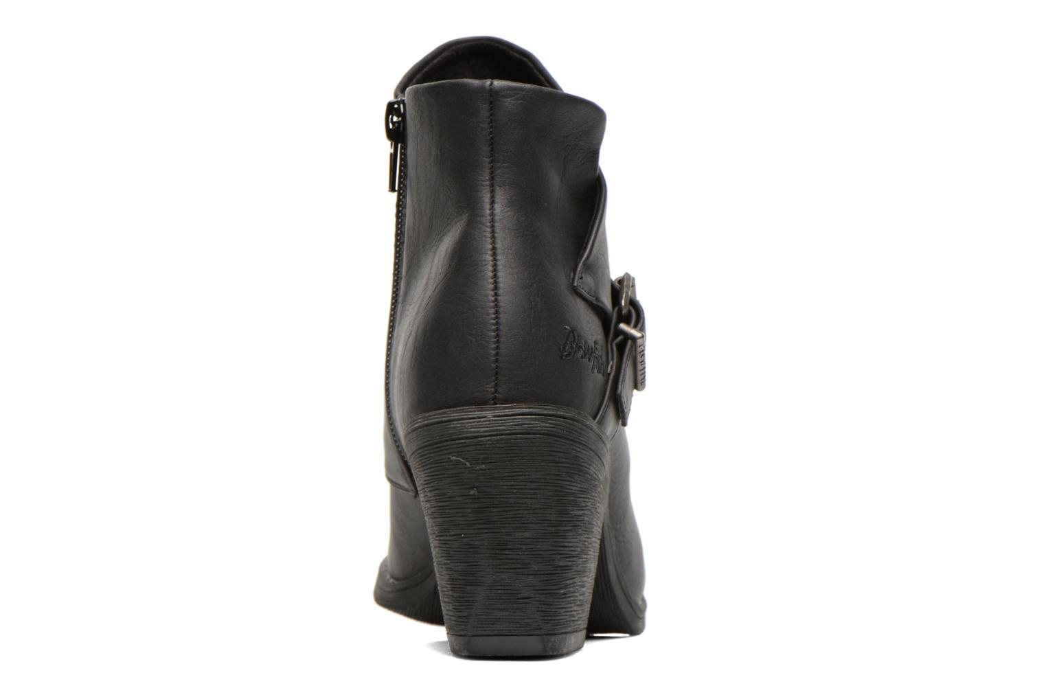 Ankle boots Blowfish Suba Black view from the right