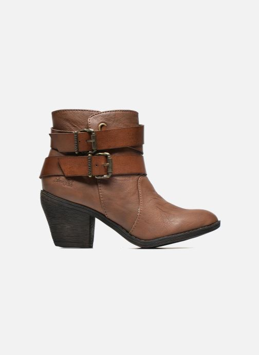 9f438efc083b Blowfish Sworn (Brown) - Ankle boots chez Sarenza (233933)