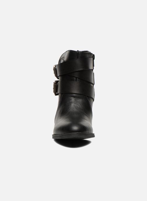 Bottines et boots Blowfish Sworn Noir vue portées chaussures