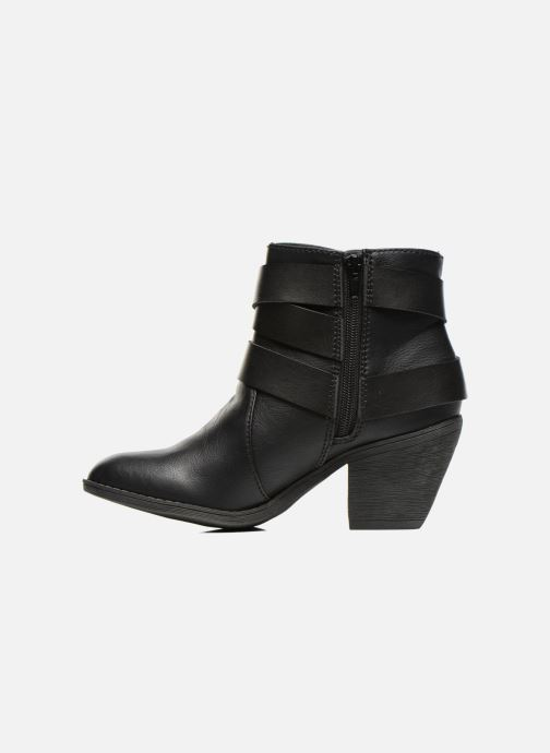 Bottines et boots Blowfish Sworn Noir vue face