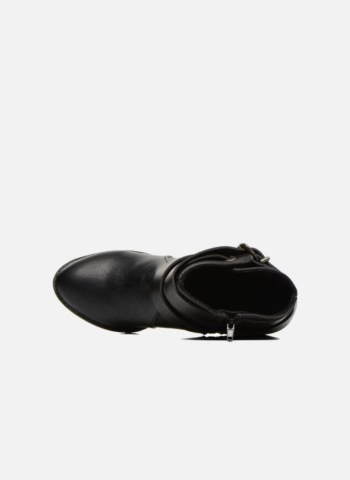 Bottines et boots Blowfish Sworn Noir vue gauche