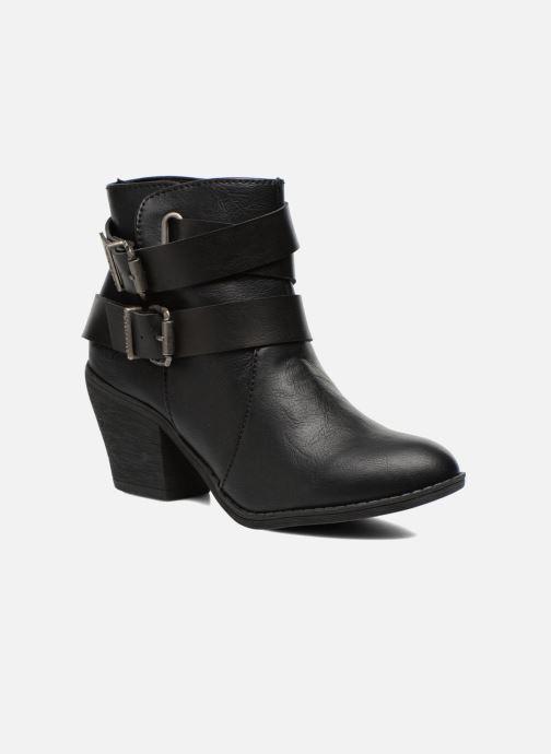 Bottines et boots Blowfish Sworn Noir vue détail/paire