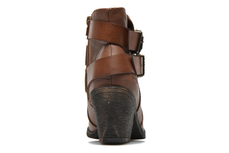 Stiefeletten & Boots Blowfish Sworn braun ansicht von rechts