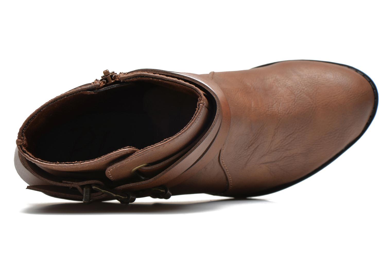 Stiefeletten & Boots Blowfish Sworn braun ansicht von links